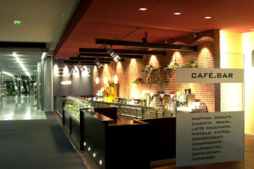 Cafe Bar Buro Rolf Pauw