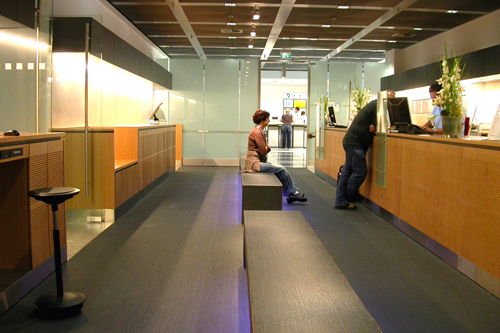 messe frankfurt business center